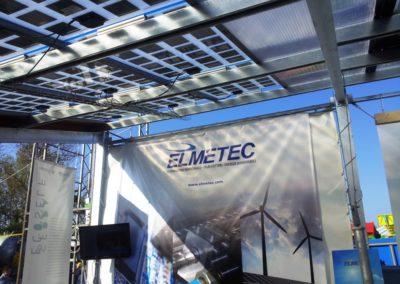 Progettazione di prototipi di telai preliminari alla realizzazione di grandi impianti con ottimizzazione dei pesi della struttura in acciaio